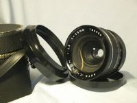 '      2.8 28mm Chinon Cased + Hood -NICE BOKEH- ' M42 Fit F2.8 28mm Prime Lens -NICE- £17.99